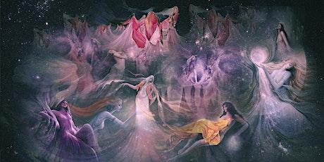 Sacred Women's Healing Circle online - Shine like Full Moon tickets