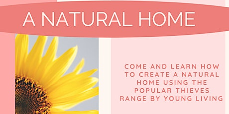 A NATURAL HOME tickets