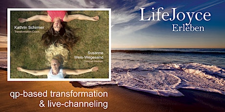 LifeJoyce Higher-Self-Reading & Live-Channeling Tickets