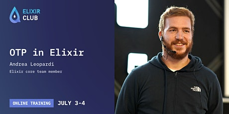 "Online Elixir Training ""OTP in Elixir"" tickets"