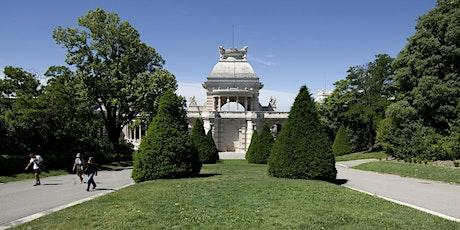 """Visite guidée """"Les jardins du Palais Longchamp"""" billets"""
