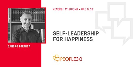 #PeopleWebinar: Self-leadership for happiness biglietti
