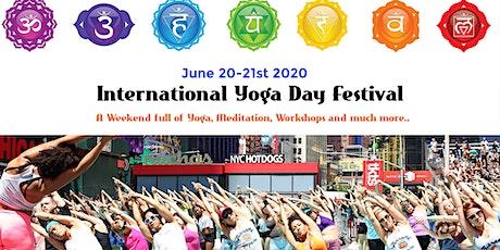 International Yoga Festival Online 2020  tickets