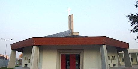 Messa Santa Maria in Stellanda Rho SABATO 30 MAGGIO ore 17:00 biglietti