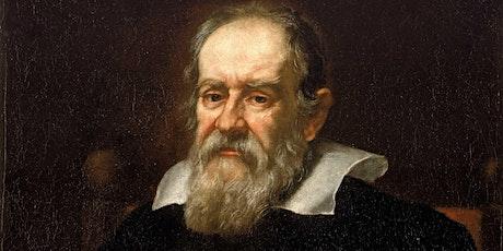 Nel segno della scienza: Galileo Galilei biglietti