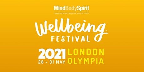 London Wellbeing Festival 2021 tickets