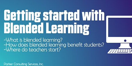 Getting Started with Blended Learning tickets