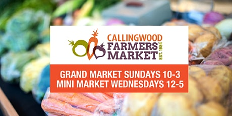 Callingwood Farmers' Market - Sunday Market tickets