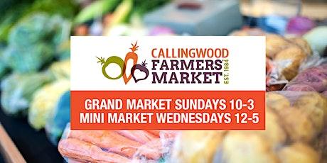 Callingwood Farmers' Market - Sunday Market tickets
