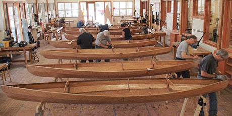 Build Your Own Fox Double Paddle Canoe with Bill Thomas tickets