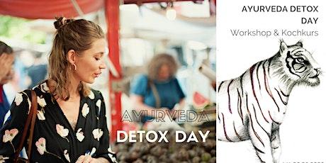 Ayurveda Detox: Workshop und Kochkurs Tickets