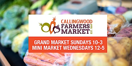 Callingwood Farmers' Market - Wednesday Market tickets