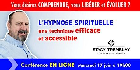 Hypnose spirituelle / Comprendre, libérer et évoluer billets