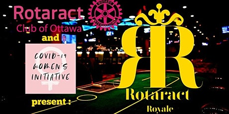 Bi-Weekly Rotaract Royale for CWI tickets