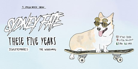Sydney Fate, These Five Years, & more at Le Pub tickets