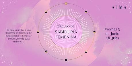 Círculo de Sabiduría Femenina con la Luna Llena entradas