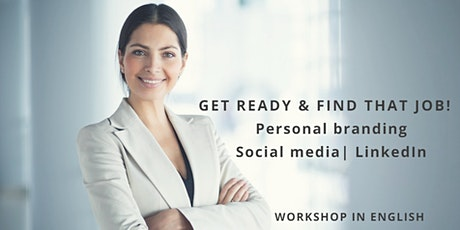 GET READY!  YOUR FIRST STEP TO EMPLOYMENT IN NL WORKSHOP: PERSONAL BRANDING & JOB SEARCH of 18 September 2020 tickets