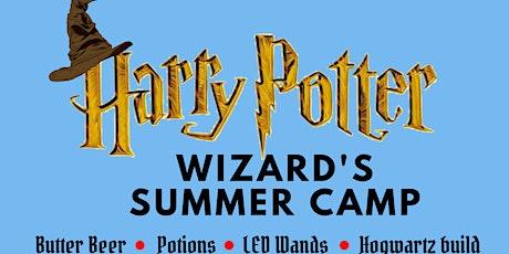 Harry Potter STEAM Wizard's Summer Camp tickets