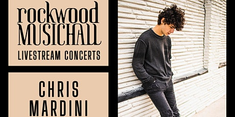 Chris Mardini - INSTAGRAM LIVE tickets
