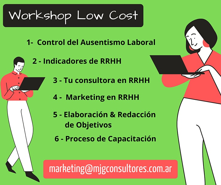 Imagen de Workshop de Marketing en RRHH a distancia