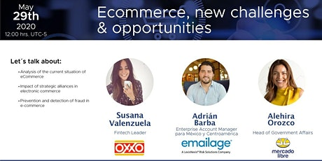 Challenges & Opportunities of Ecommerce in the cur entradas
