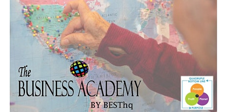 BESThq's Business Academy:  #QBL - Purpose in a Pandemic tickets