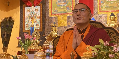 Shitro/Bardo teachings with H.E. Dza Kilung RinpocheONLINE tickets