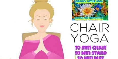 Groovy Lotus Yoga For Limited Mobility: 10/10/10 Choice Yoga tickets