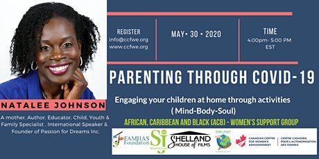 Parenting Through Covid-19 tickets