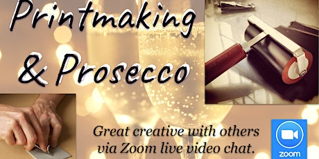 Printmaking & Prosecco tickets