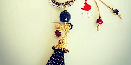 Borlas Decoradas/Decorated Tassels @yaracabandesigner entradas