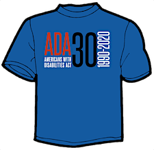 Michigan ADA 30 logo
