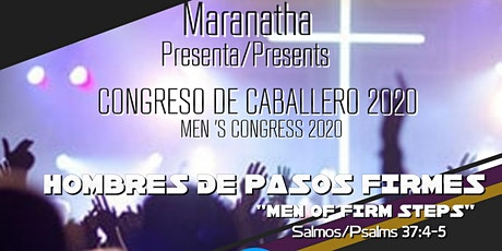 Congreso de Caballero 2020 entradas