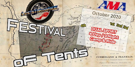 FESTIVAL OF TENTS tickets