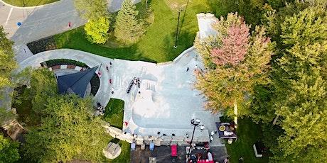 Annulation des inscriptions au skatepark / Skatepark registration cancelled tickets
