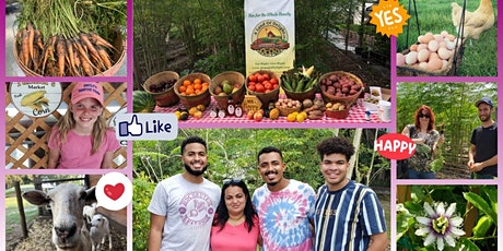 Fun & All-Natural Market w/Upick, Animals, Fruit Trees & More tickets
