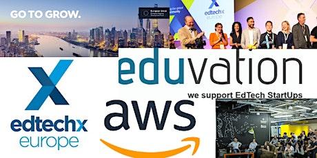 Eduvation meetup sponsored by AWS EDUstart tickets