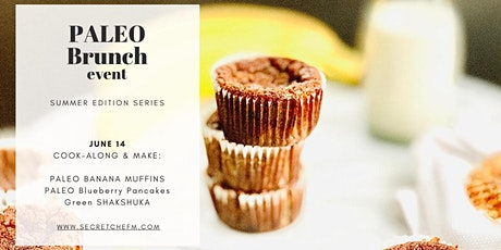Early Summer Edition: Paleo Brunch tickets