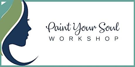 Paint Your Soul Workshop tickets
