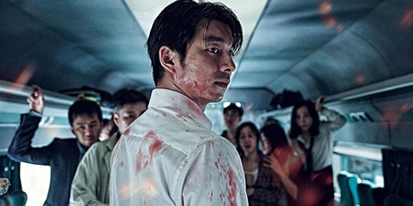 Secret Movie Club Netflix Party South Korean zombie thriller TRAIN TO BUSAN tickets