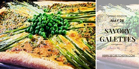 Spring Edition: Savory Galettes tickets