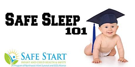 Safe Sleep 101 *Live on Zoom* tickets