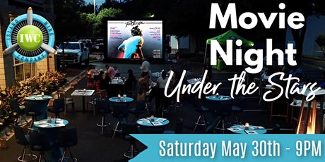 Movie Night Under the Stars at Island Wing Company tickets