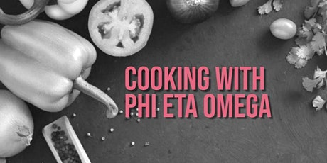 Cooking with Phi Eta Omega: Weekend Brunch tickets