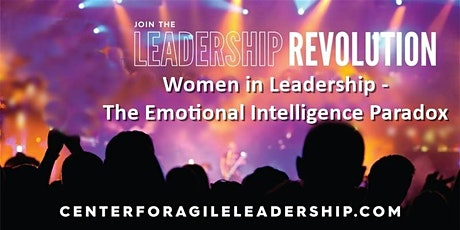 Women in Leadership - the Emotional Intelligence Paradox tickets