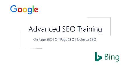 Advanced SEO Training in Tualatin | Weekday tickets