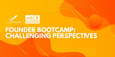 Founder Bootcamp: Challenging Perspectives tickets