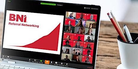 BNI Success Network Online Meeting tickets