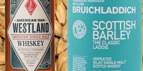 Seattle to Islay Virtual Tasting Event tickets