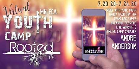 FCA MN VIRTUAL Youth Camp tickets